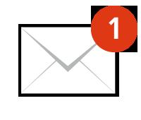 メール運用代行のアイコン